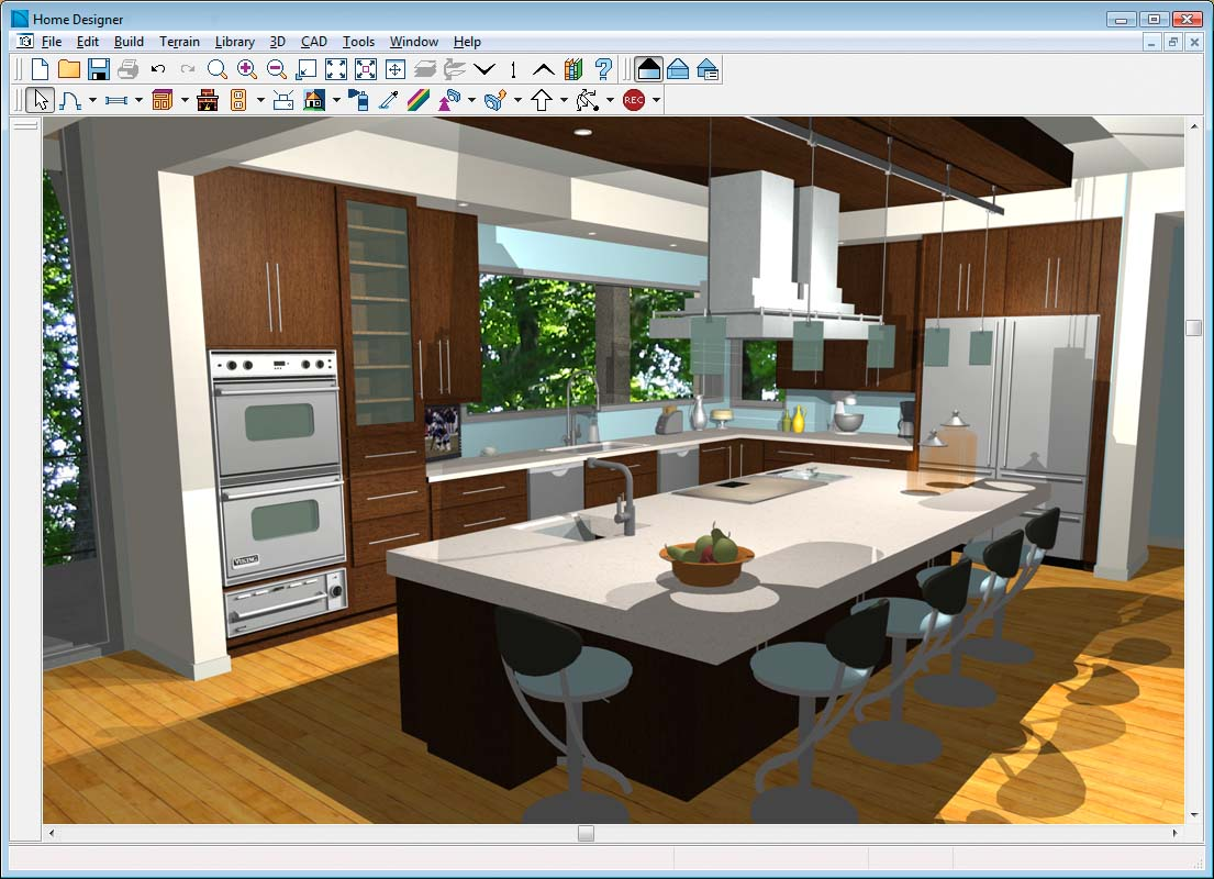 Home Design Software Demo
