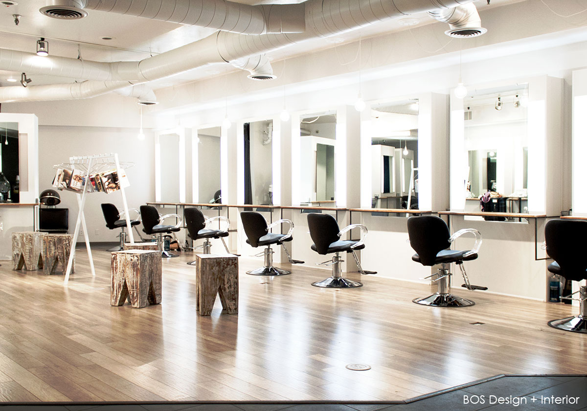 Hair Salon Interior Design Ideas | Joy Studio Design Gallery Photo
