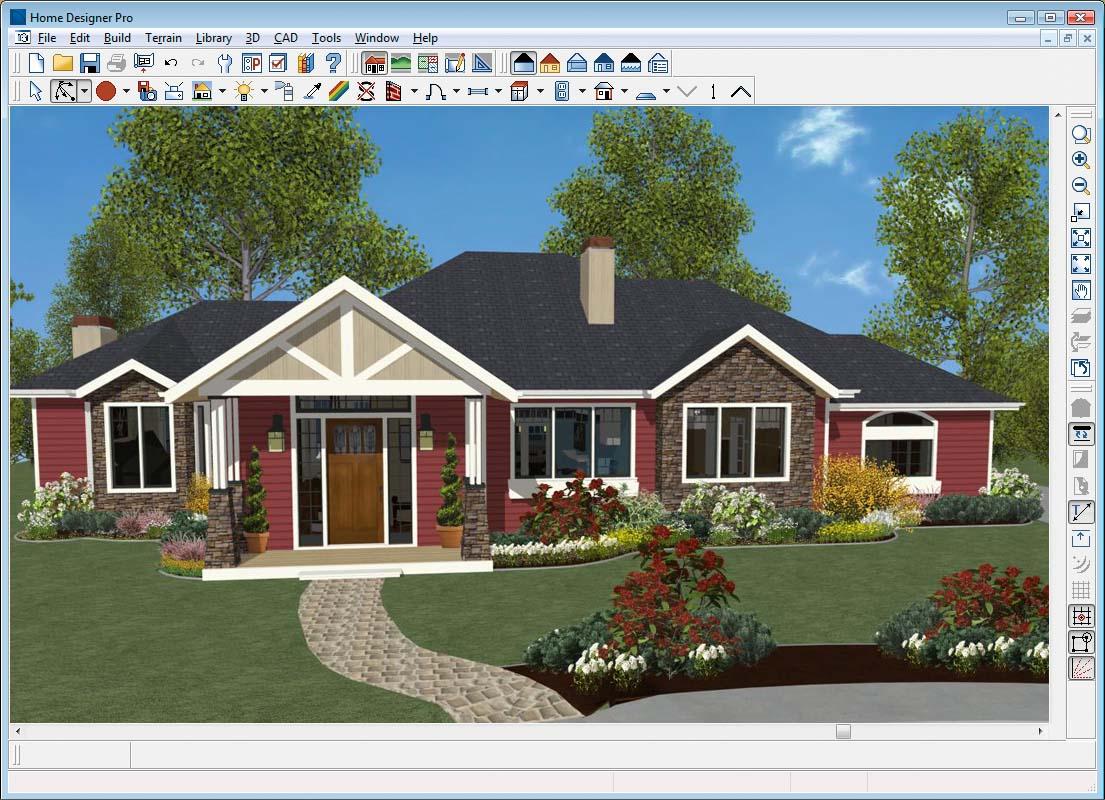 Home designer pro joy studio design gallery photo for Style house pro