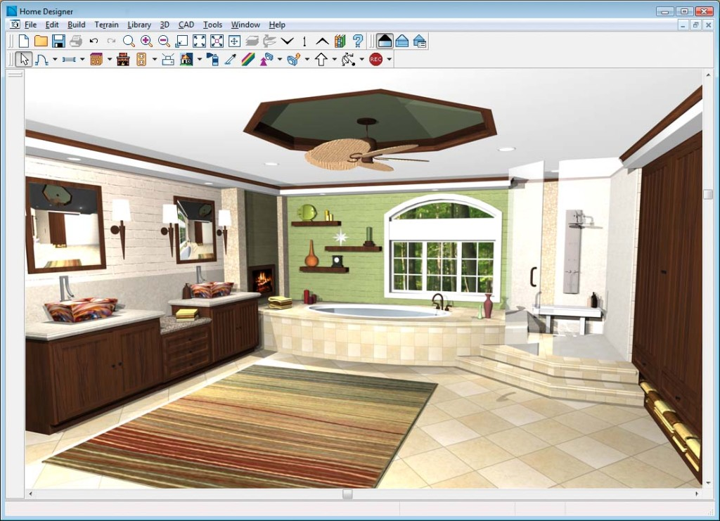 Fantastic Free Interior Design Software | Home Conceptor