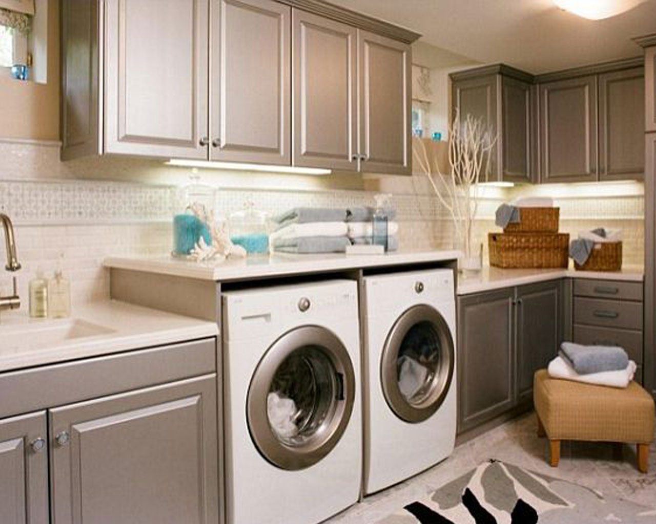 Laundry Room Design Ideas | SMJ Construction