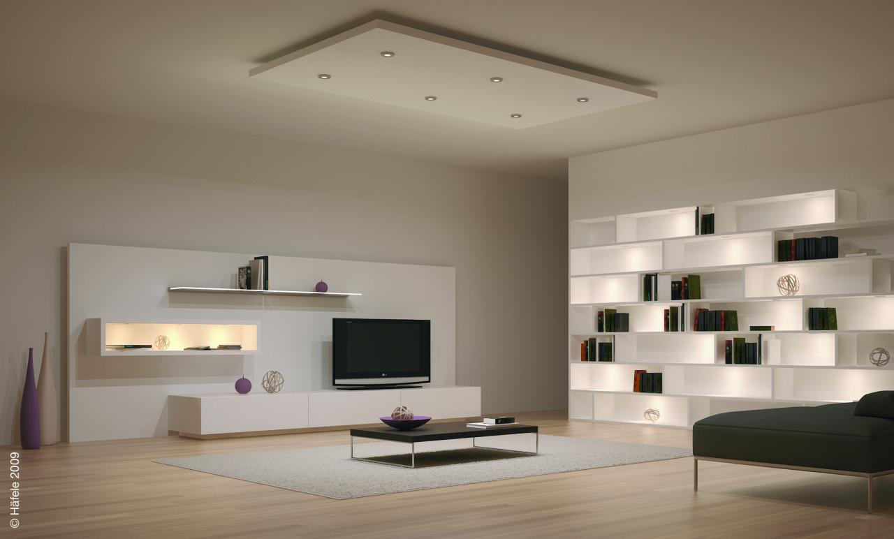 Ligthing Images and Picture ofLed Light In Modern Elegant Living Room ...