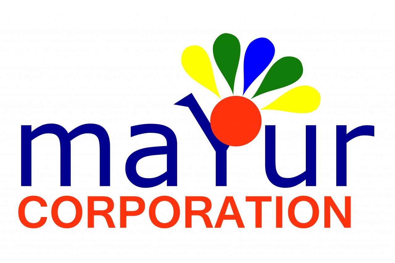 LOGO DESIGN of MAYUR CORPORATION | Abizdesign