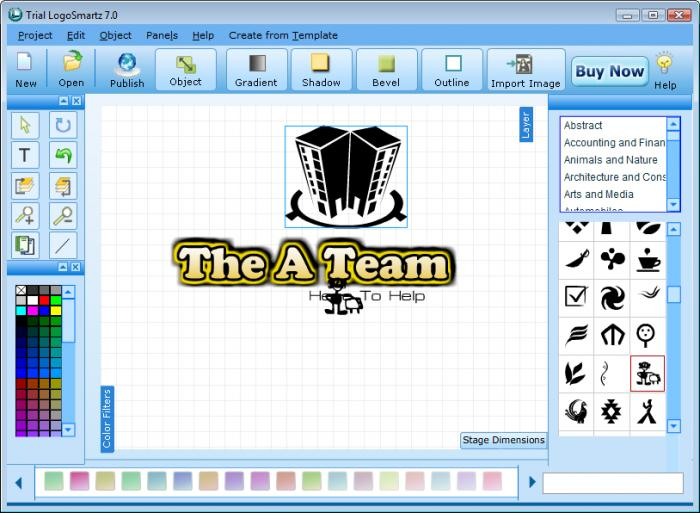 Logosmartz Logo Maker Software - Download