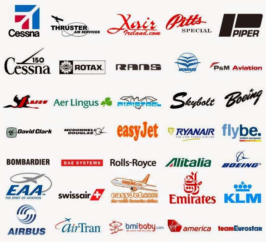 Logo: Aircraft Logos