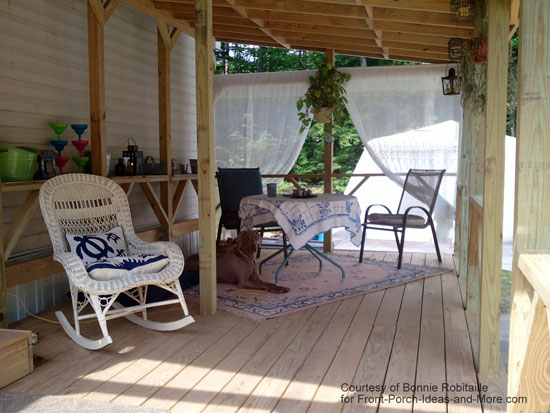 Add Porch To Manufactured Homes