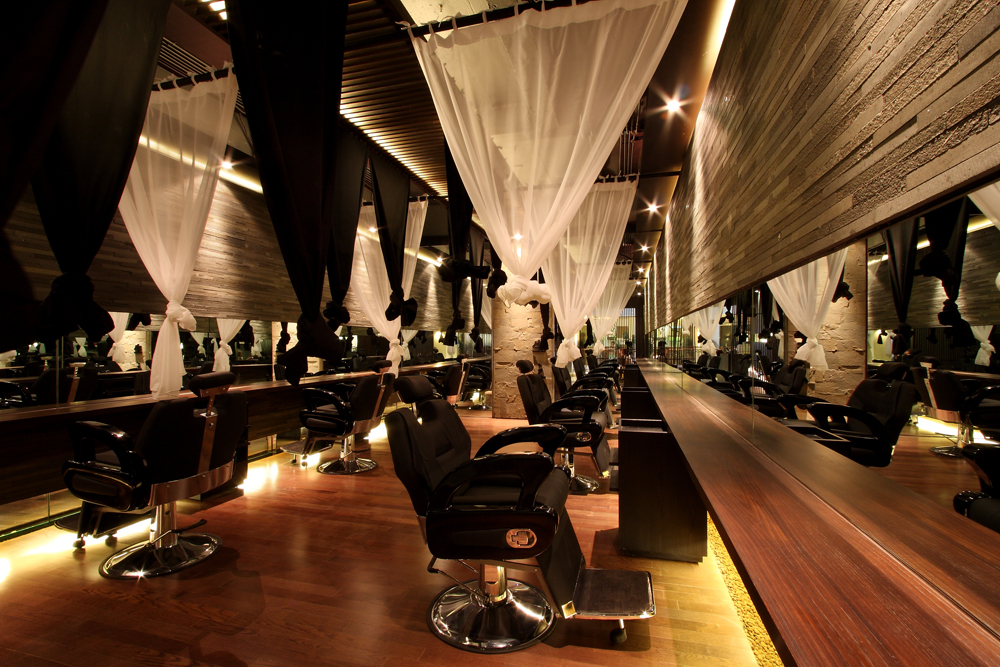 modern japanese hair salon interior design ideas - Zeospot.com ...