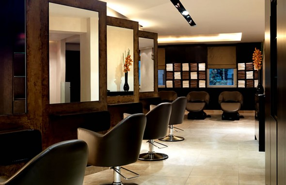 Nail Salon Interior Design | NAILSPEDIA