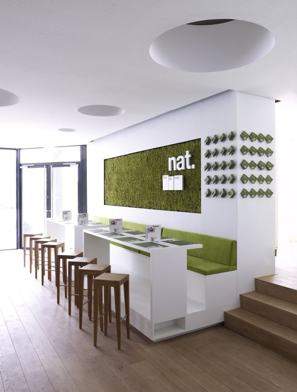 HOSPITALITY WAREHOUSE: FAST FOOD OUTLET DESIGN IN 2011