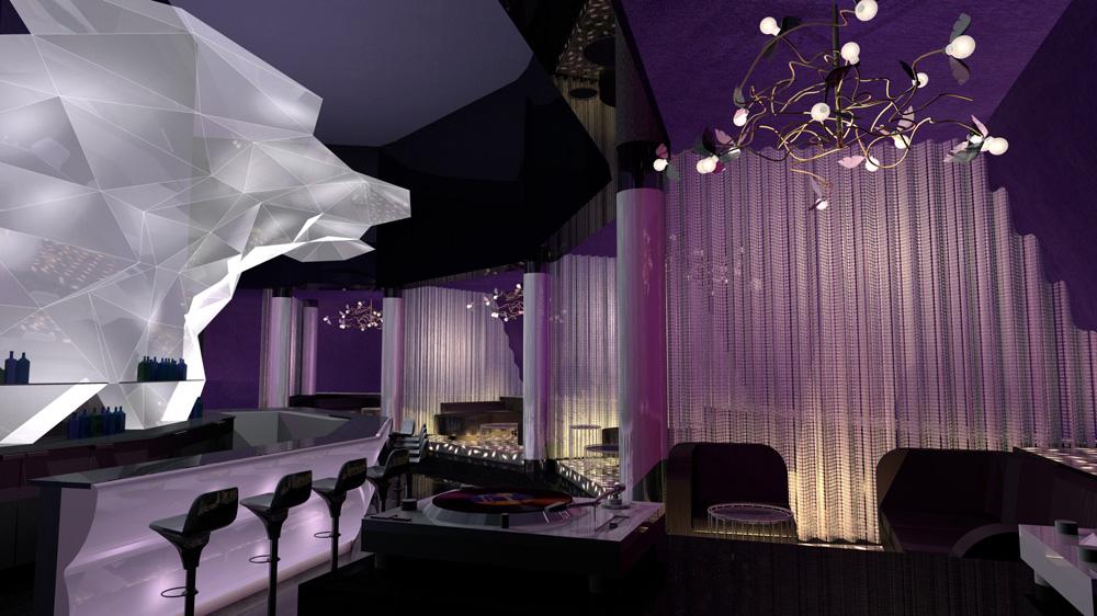 nightclub interior design ideas Success