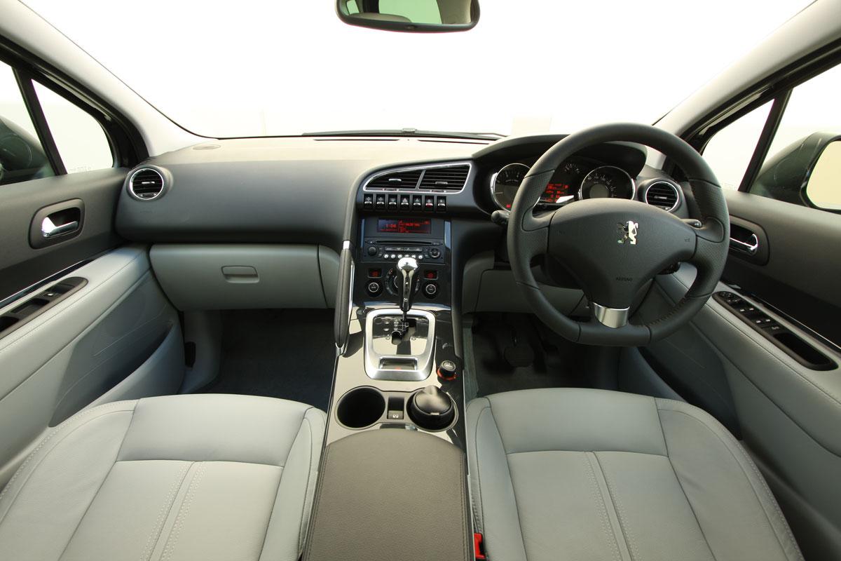 Image #11 interior - PEUGEOT 3008