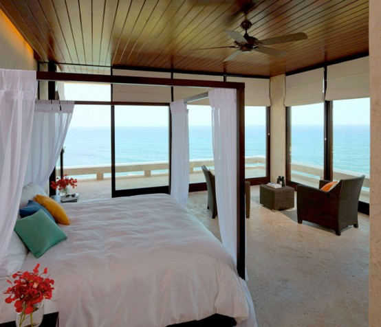 Design Ideas, Interior Designs Of Beach House, Luxurious Beach House ...