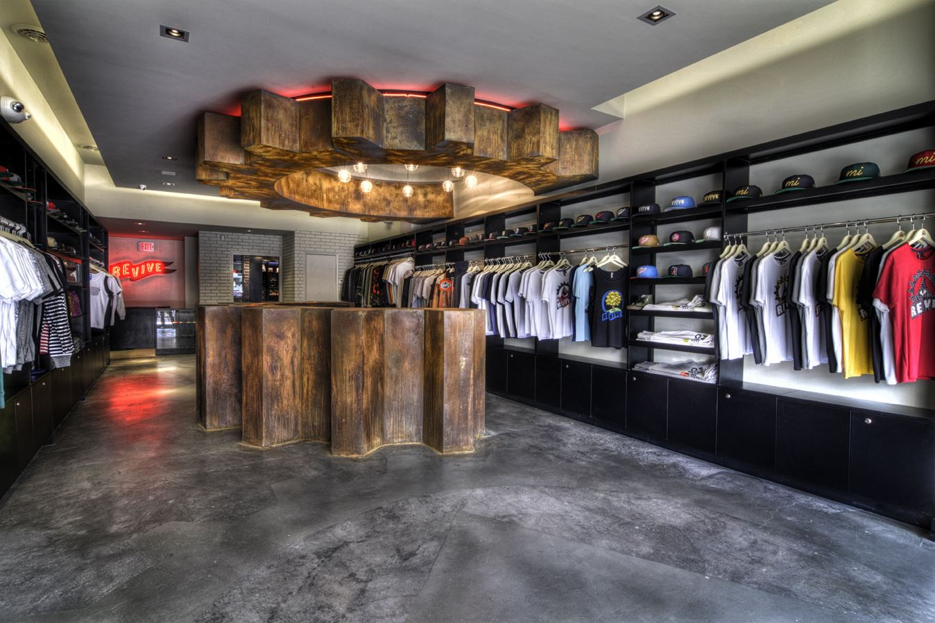 Retail design ideas joy studio design gallery photo - Interior design jobs in michigan ...