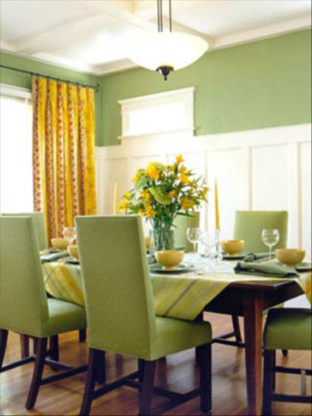 Ideas listed in: Dining Room Decorating Ideas Dining Room Interior ...