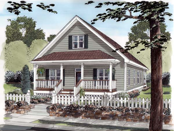 Small Cottage Home Plans » Home Plans