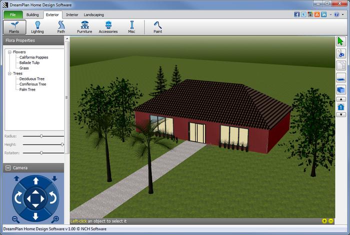 3D Home Design Software Free