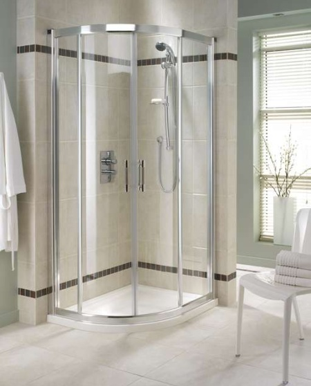 Small Bathroom Shower Design - Architectural Home Designs