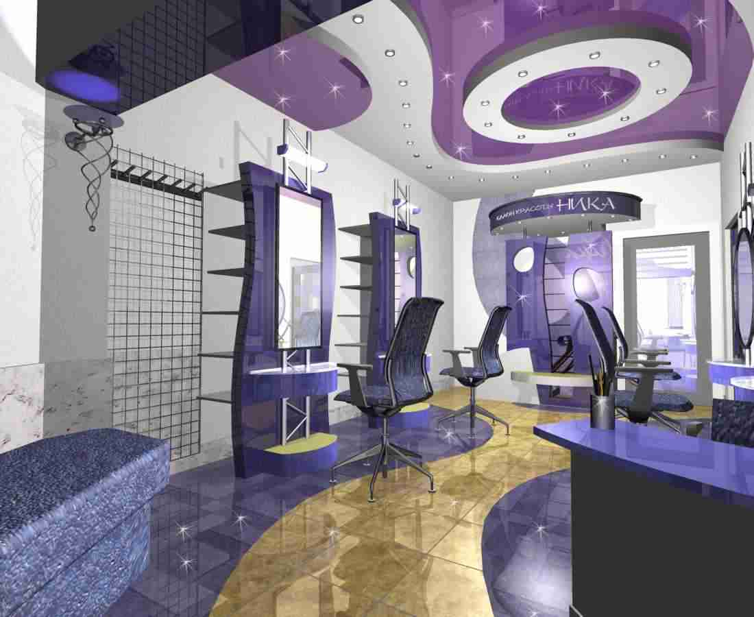 Hair Salon Interior Design Ideas | Joy Studio Design Gallery ...