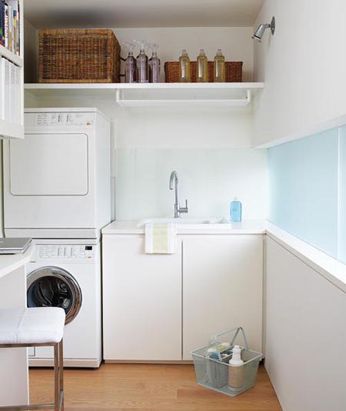 Laundry Room Design Remodeling Layout Decorating | Interior Design ...