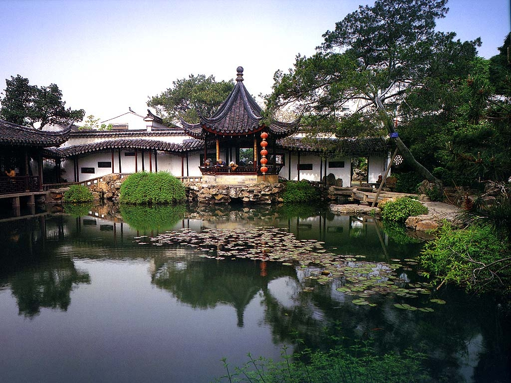 Traditional Japanese Garden – Homivo