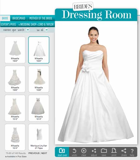 Before You Say I Do: Virtually Try On Wedding Dresses and More!