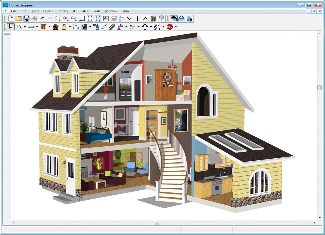 Home Designer ® ARCHITECTURAL