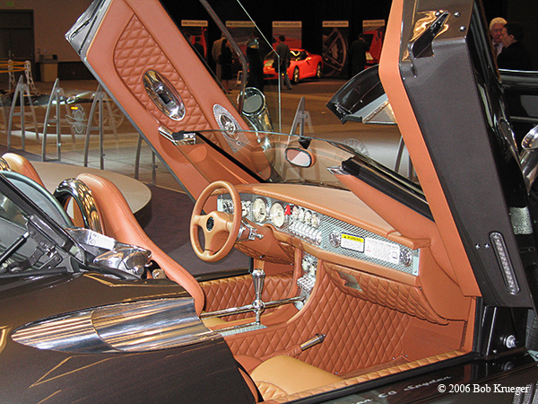 ... interior credits photo by bob krueger title spyker interior copyright