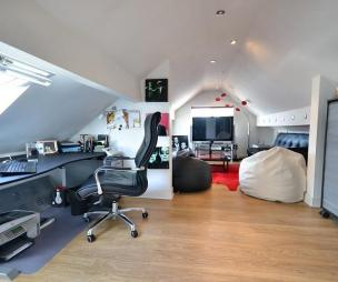 Loft Home Office Ideas: Bedroom Loft Conversion Design Ideas Photos ...