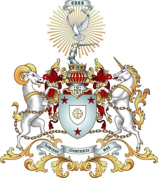 Design your own custom made coat of arms symbols to reflect the values ...