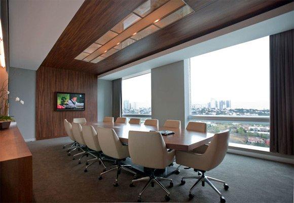 ... Examples of Creative Wooden Office Interior Design - Web Design Ledger