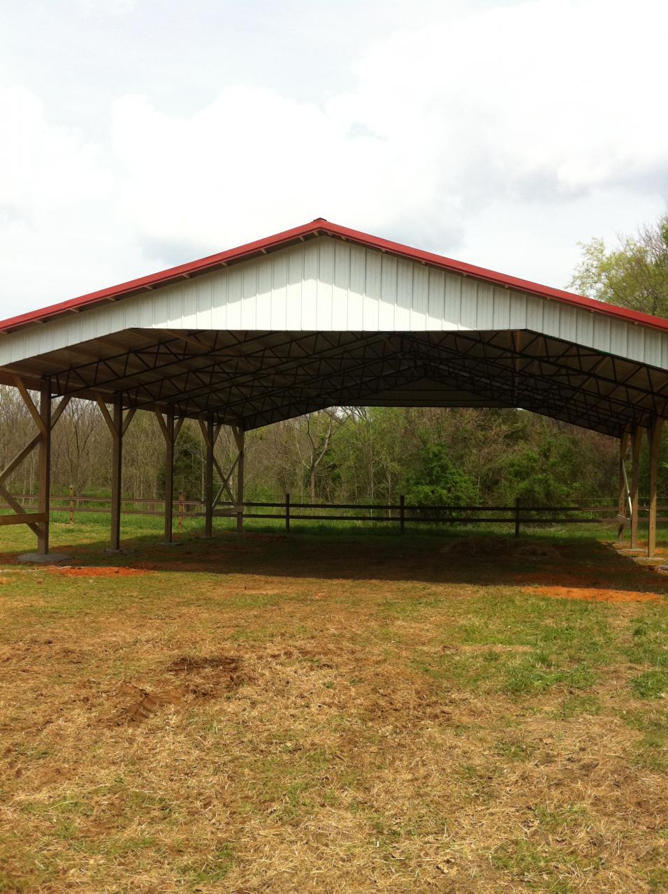 40 x 60 Pole Barn | DIY Instructions - Pro Barn Plans