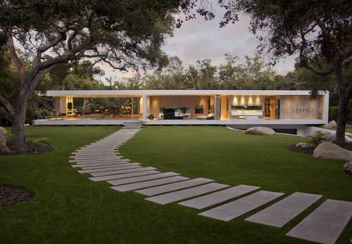 The Glass House by Steve Hermann | Best of Interior Design and ...