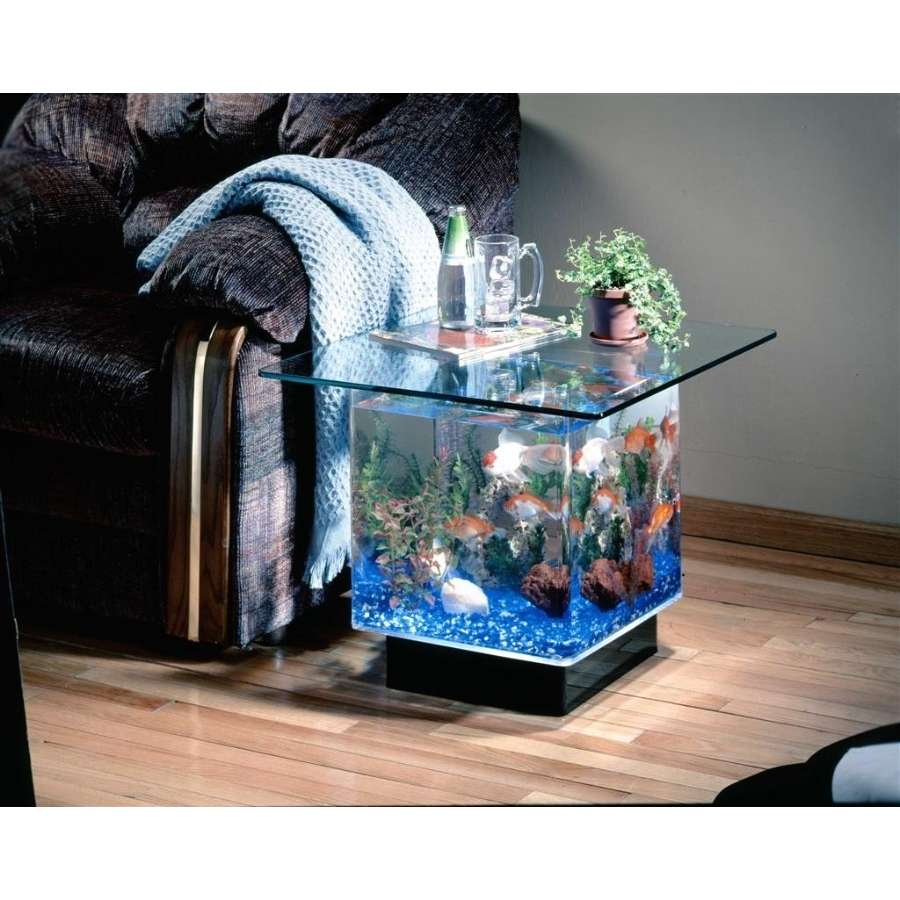 Aquarium Table | ThisNext
