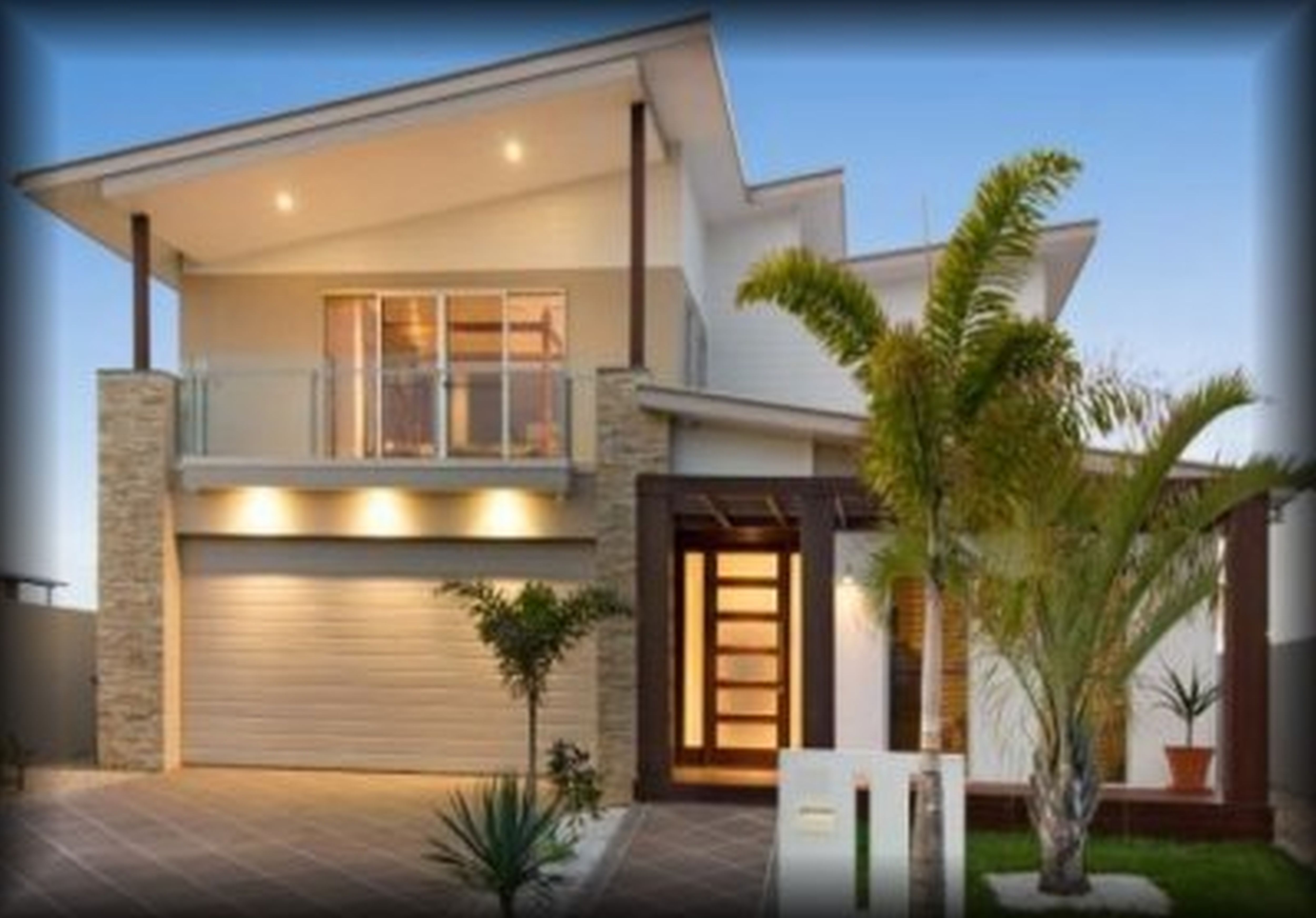 Small Contemporary House Architectural Designs: Contemporary House ...