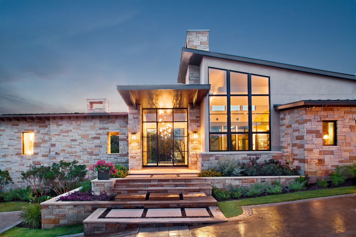 Amazing Home: Beautiful Rayner Residence by James D. LaRue Architects ...