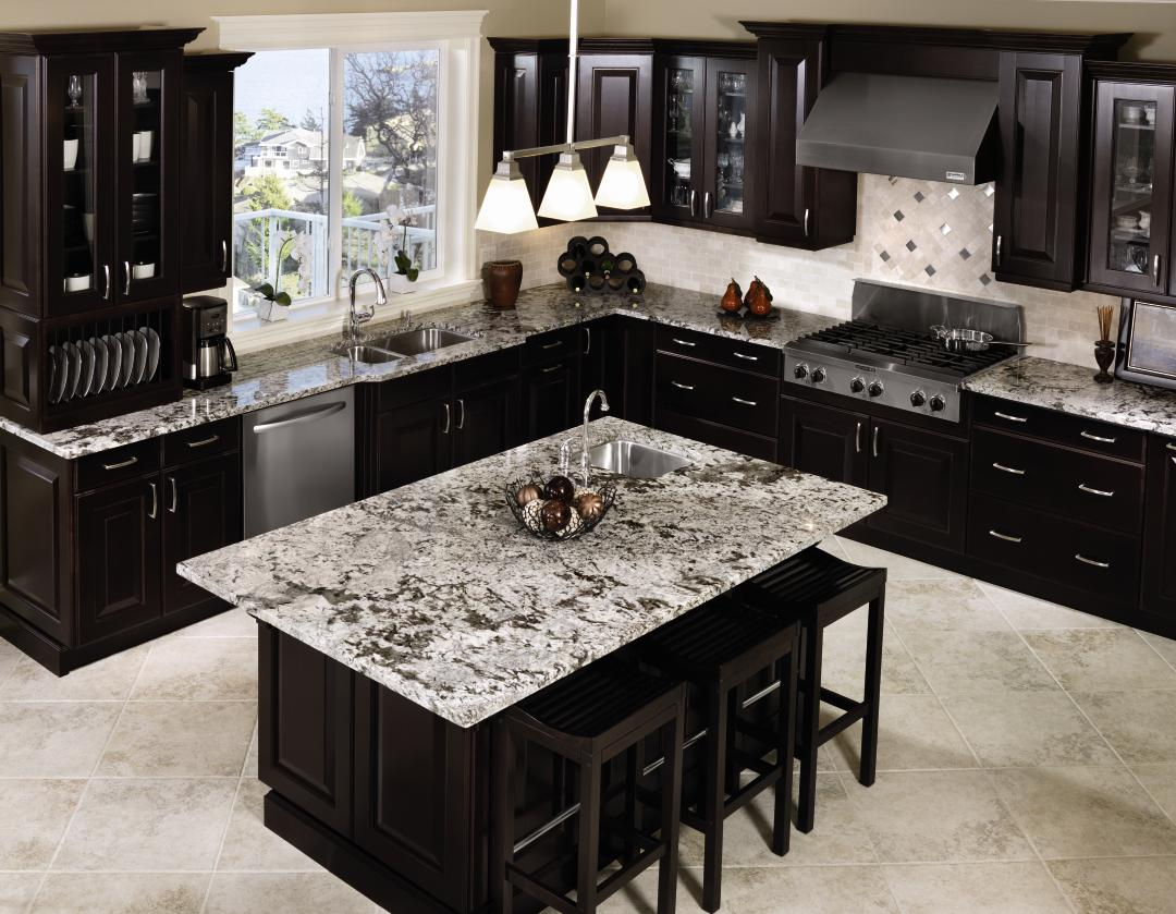 Kitchen Craft Cabinets → Black Kitchen Craft Cabinet Decor Design