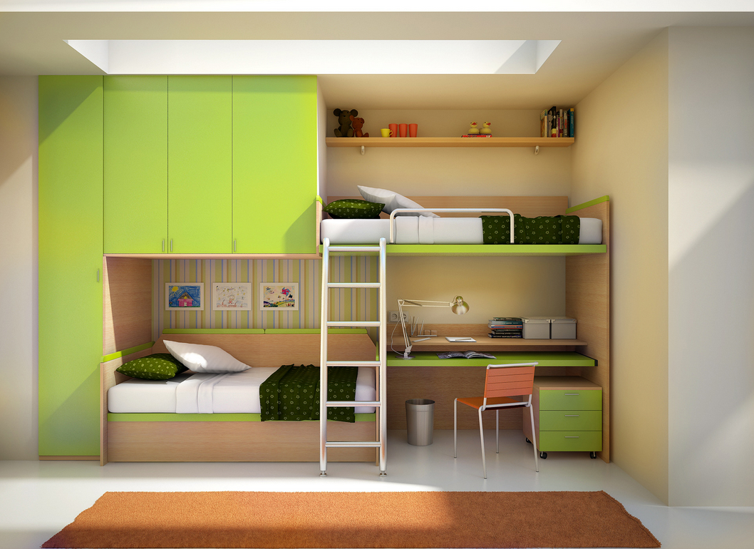 Youth Room Designs