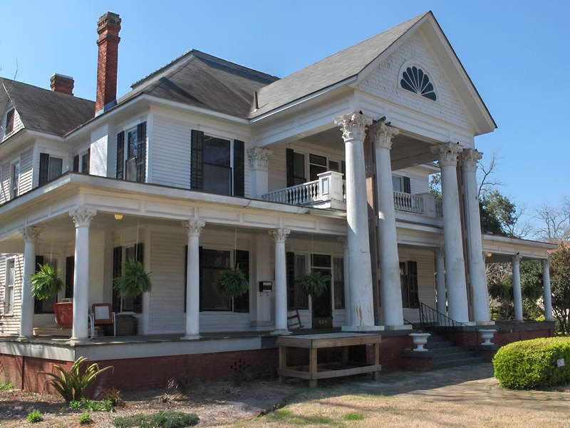 Stunning Colonial Home Designs Ideas: Colonial Home Designs With ...