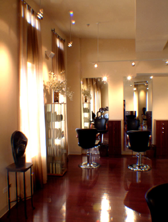 Hair Salon Interior Design | Home Interior Design