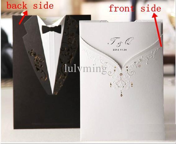 Handmade wedding invitations design ideas | Trendy Mods.Com