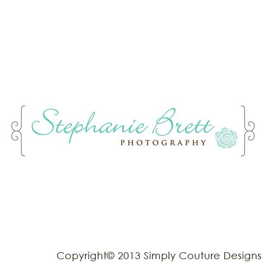 Logo for Boutique Shop | Simply Couture Designs - Photoshop templates ...