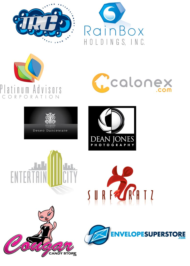 ... company logo design evolves. That's what makes The Logo Loft Inc
