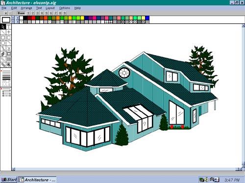 Home Design Software Demo | 3D Home Architect Design Deluxe