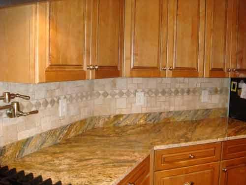 Kitchen Backsplash Designs Kitchen Backsplash Tile Ideas Kitchen ...