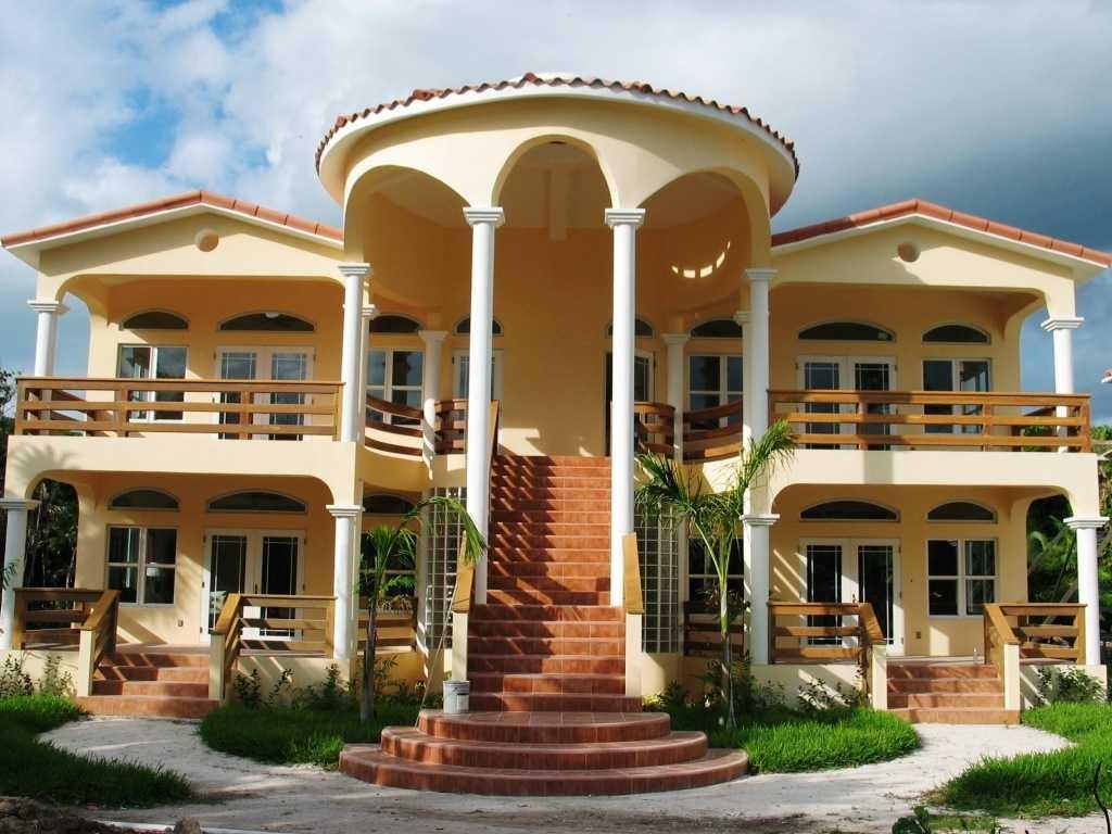 Modern dream homes exterior designs. | Home Design