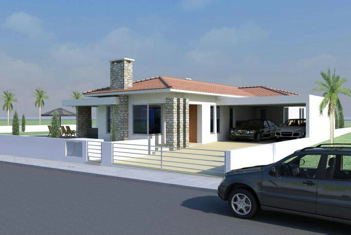 ... home gardens design, home plans: Modern mediterranean homes exterior