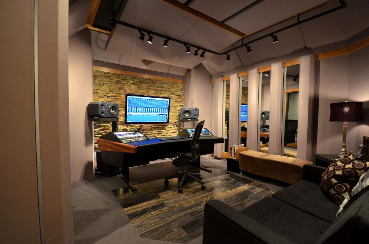 ... Ideas-Design-Interior-With-Best-Exclusive-Decorating-Music-Room-Studio