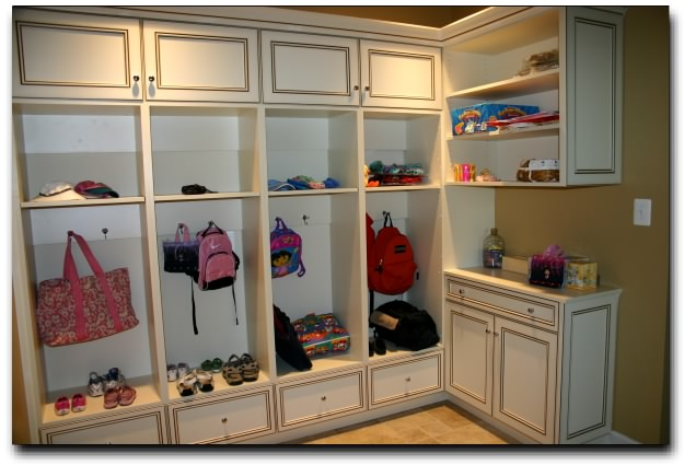 Chicagoland Custom Closets | Mud Rooms