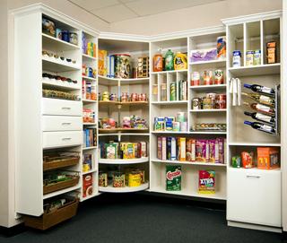 Kitchen Interior Design - Kitchen Pantry