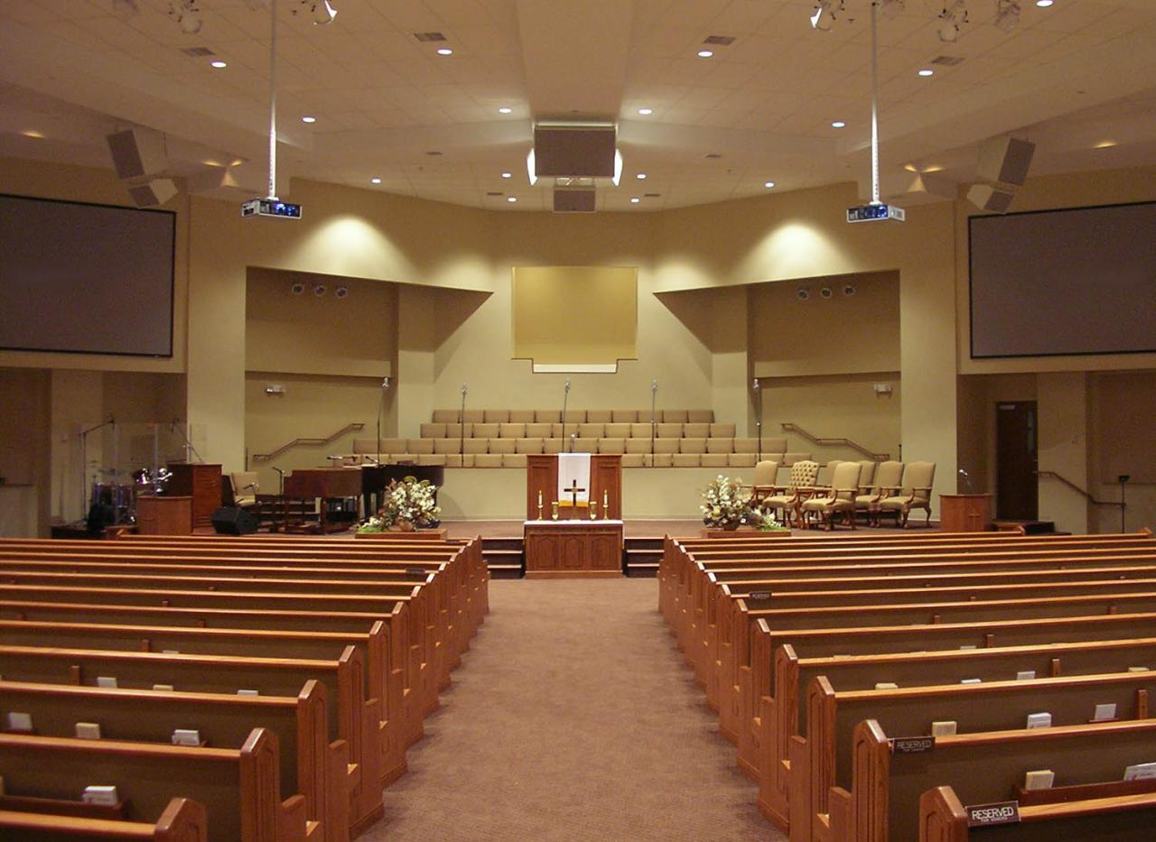 Church Design Ideas